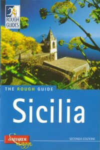 Copertina Rough Guide Sicilia - guida turistica di Robert Andrews, Jules Brown e Kate Hughes